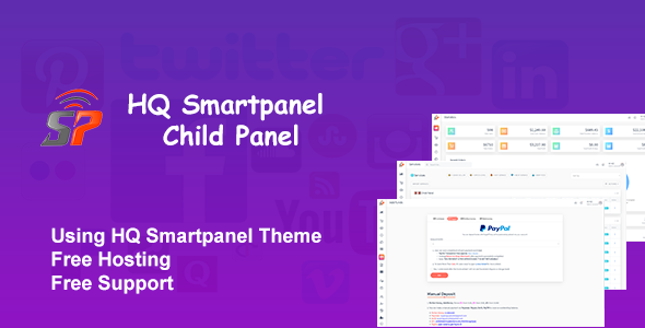 HQ SmartPanel Child Panel