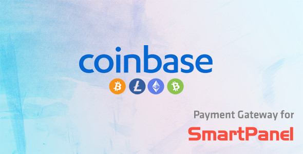 Coinbase Payment Module for SmartPanel