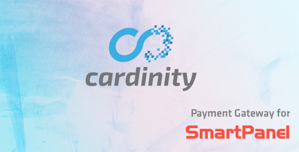 Cardinity Payment Module for SmartPanel