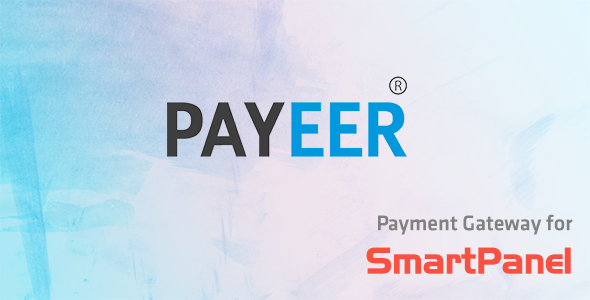 Payeer Payment Module for SmartPanel
