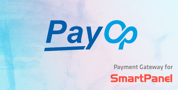 Payop Payment Module for SmartPanel