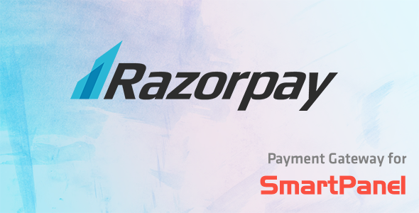 Razorpay Payment Module for SmartPanel