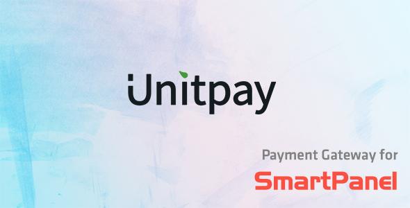 Unitpay Payment Module for SmartPanel