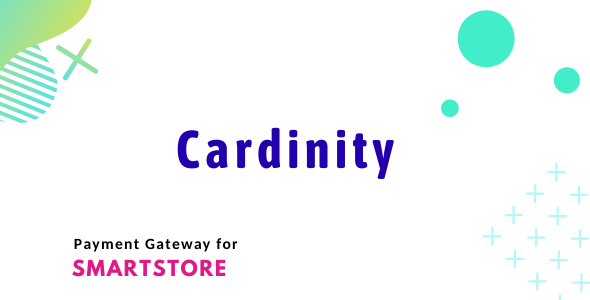 Cardinity Payment Module for SmartStore