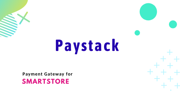 Paystack Payment Module for SmartStore