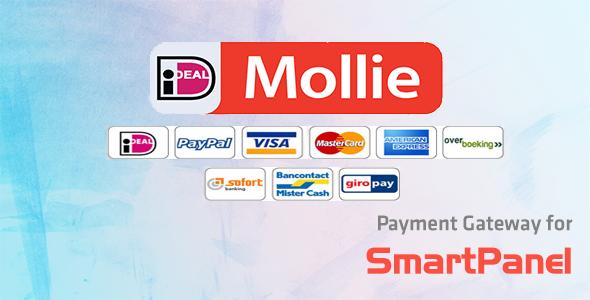Mollie Payment Module for Smartpanel