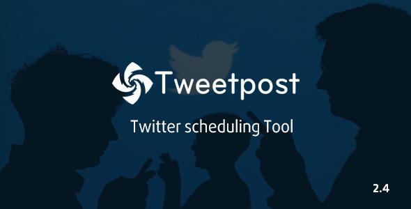 TweetPost - Twitter Scheduling Tools